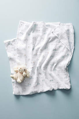 Anthropologie Baby Bunny Swaddle $20 thestylecure.com