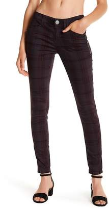 Democracy Plaid AB Tech Jeggings