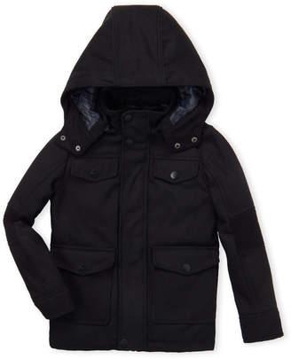Urban Republic Boys 8-20) Black Hooded Jacket