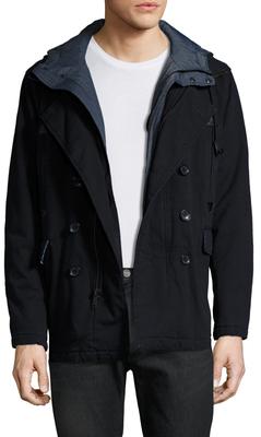 Ben ShermanField Jacket/ Sueded Cotton