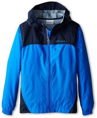 Columbia Kids Glennakertm Rain Jacket Boy's Coat