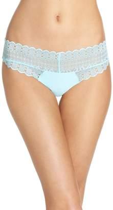 Honeydew Intimates Lace Thong
