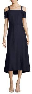 A.L.C. Daniel Cold-Shoulder Dress