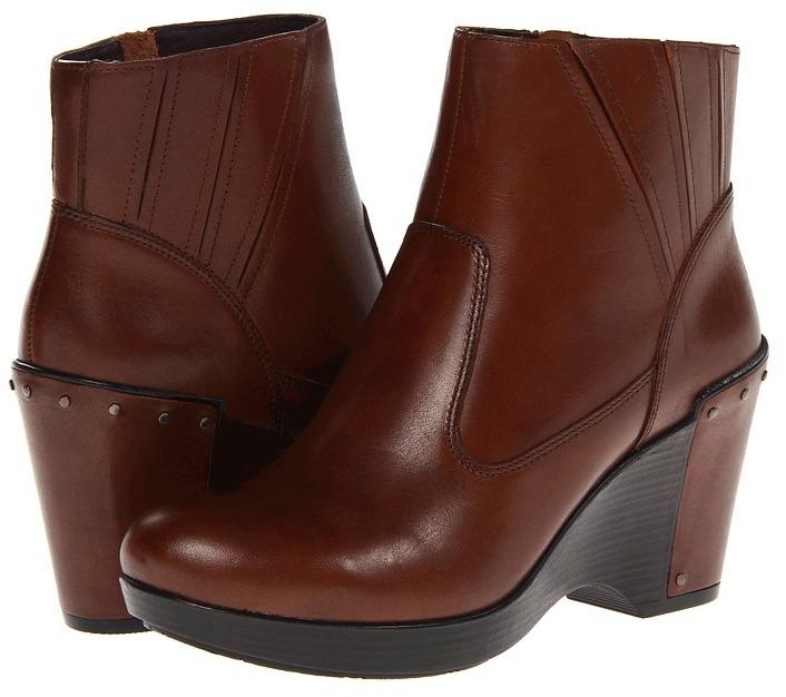 Dansko Faith (Slate Antique Full Grain) - Footwear