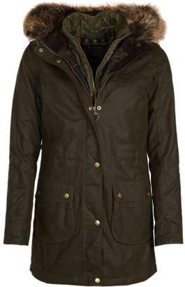 Barbour Dartford Wax Jacket - Women's