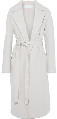 Amanda Wakeley Belted Wool-Felt Coat