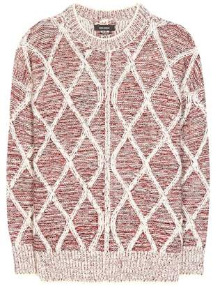 Isabel Marant Elliot knitted wool sweater