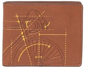 Fossil Peter Leather Bifold Wallet