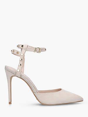 b08bc49ee Carvela Aronite Studded Stiletto Heel Court Shoes