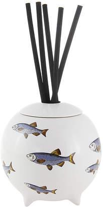 Fornasetti Sardine Bianco Fragrance Diffusing Sphere