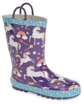 Western Chief Unicorn Rain Boot