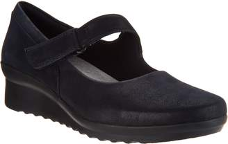 Clarks CLOUDSTEPPERS by Wedge Mary Janes - Caddell Yale