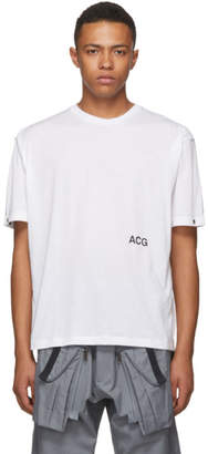 Nike White ACG Variable T-Shirt