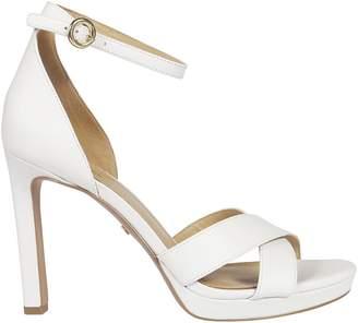 ac350650e4c5 White High Heel Sandals - ShopStyle UK