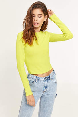 Ardene Soft Brushed Neon Sweater