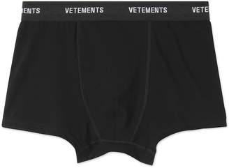 Vetements Boxer shorts
