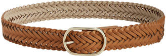 INC International Concepts I.n.c. Braided Pant Belt, Created for Macy's