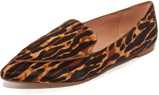 Madewell Lou Loafers $128 thestylecure.com