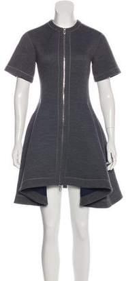 Christian Dior Wool Mini Dress