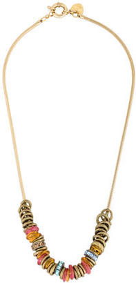 Giles & Brother Crystal Ring Necklace $50 thestylecure.com