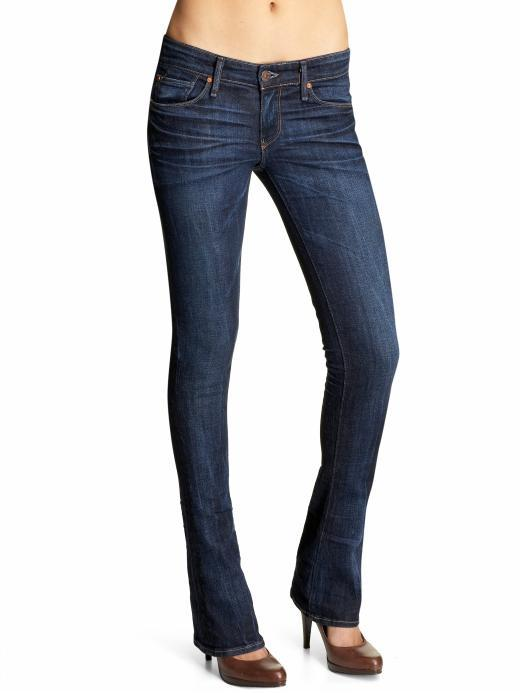 Stone Blue Jeans Jessie Skinny Bootcut Jeans