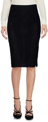 Sea Knee length skirts - Item 35333717HN