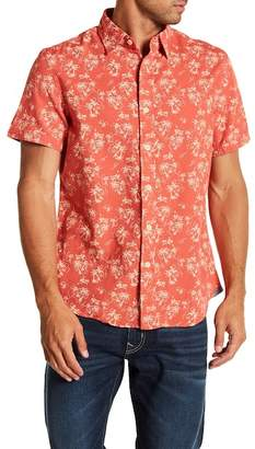 Grayers Red Palms Shirt