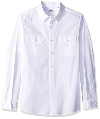 AG Adriano Goldschmied Men's Benning Utility Shirt