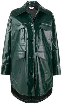 MM6 MAISON MARGIELA classic fitted coat