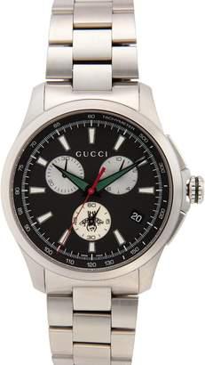 Gucci G Timeless Chronograph Bracelet Watch, 45mm