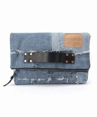 BONUM (ボナム) - BONUM DENIM Clutch Bag