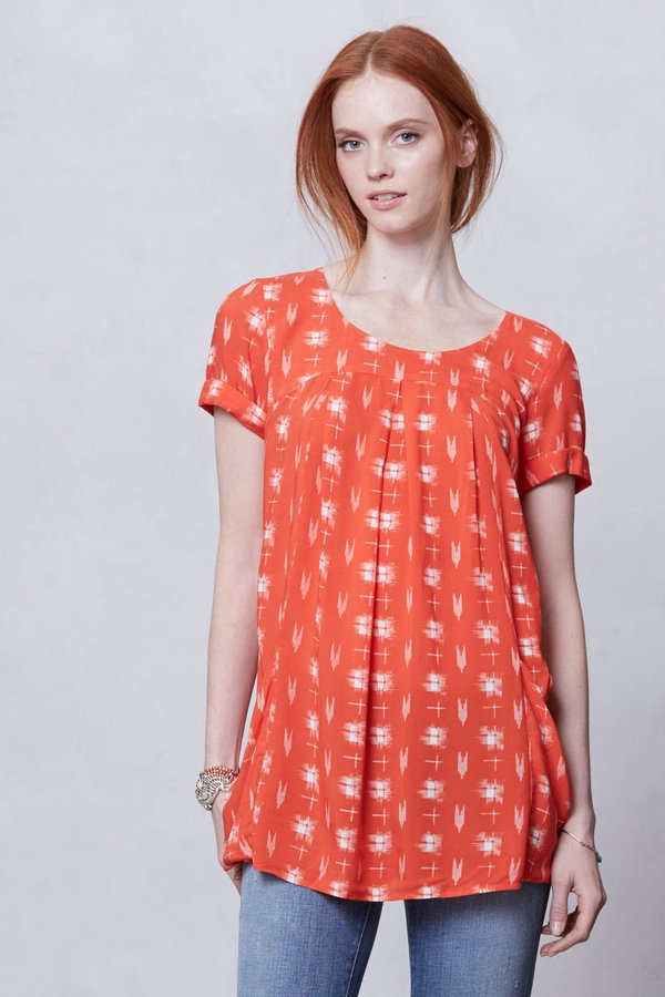 Anthropologie Abstractions Tunic