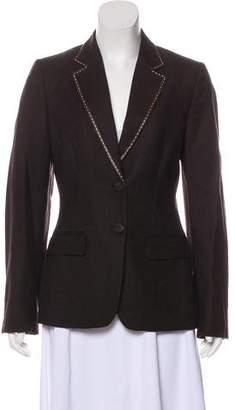 Fendi Lightweight Wool Blazer