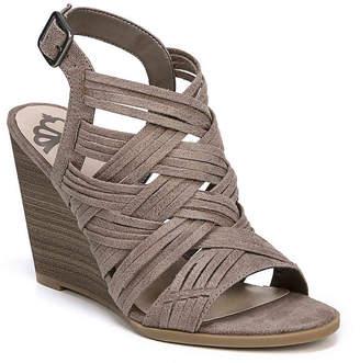 Fergalicious Howdy Wedge Sandal - Women's