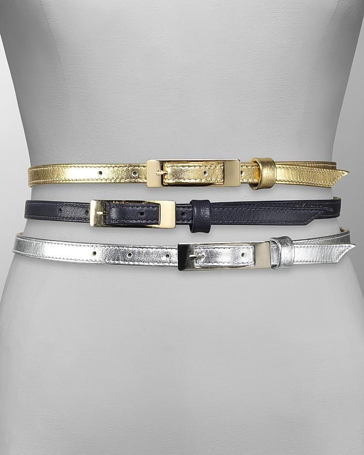 Jack Rabbit Women's Skinny Dip Waist Belt 1/2