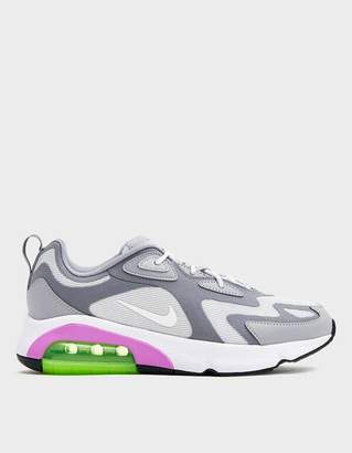 Nike 200 in Pure Platinum / Wolf Grey