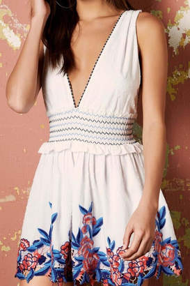 Saylor Addalyn Mini Dress