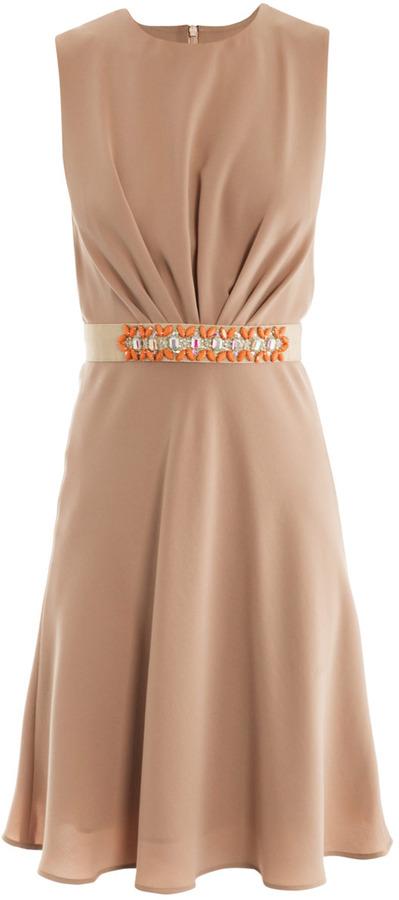 Max Mara Elegante Grecia dress