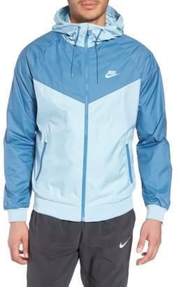 Nike 'Windrunner' Colorblock Jacket