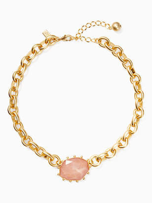 Kate Spade Perfectly imperfect collar necklace