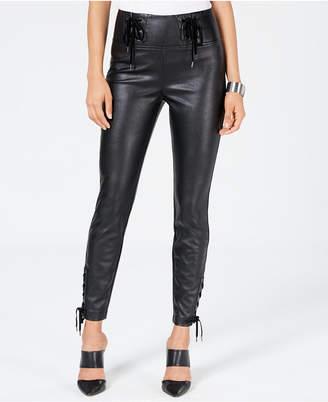 GUESS Envy Coated Skinny Pants