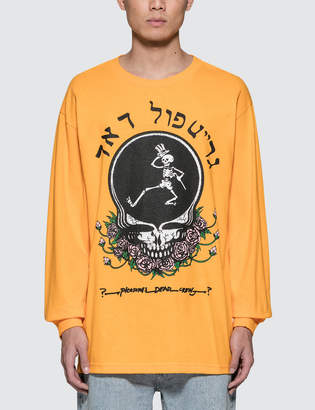 Pleasures Skull & Rose L/S T-Shirt