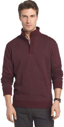 Van Heusen Big & Tall Classic-Fit Stretch Mockneck Pullover
