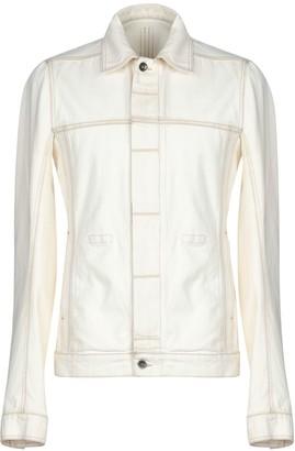 Rick Owens Denim outerwear - Item 42710658DE