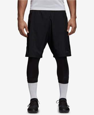 adidas Men Tango 2-In-1 Shorts