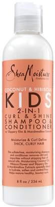 Shea Moisture Sheamoisture Kids Curl & Shine 2-in-1 Shampoo & Conditioner