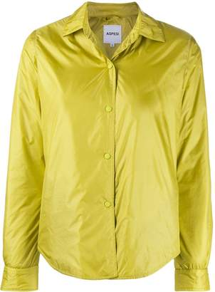 Aspesi padded shirt jacket