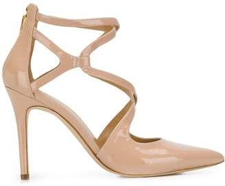 Michael Kors strappy pumps