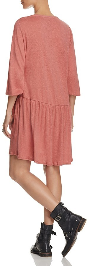 Free People Button-Up Dress 2