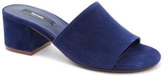 Kensie Helina Open Toe Mule $59 thestylecure.com